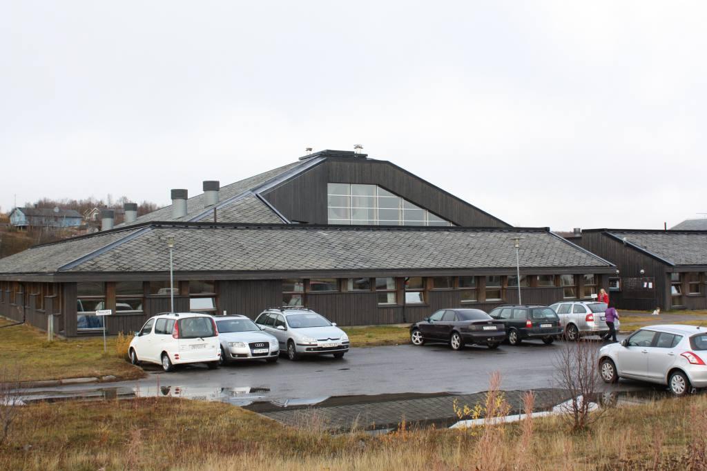 Kulturviessu/Kulturhuset, Guovdageaidnu