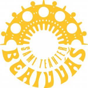 Beaivváš Sámi Našunálateáhter almmolaš logo
