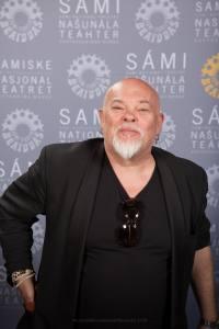 Sven Henriksen (foto/govven: Aslak Mikal Mienna)